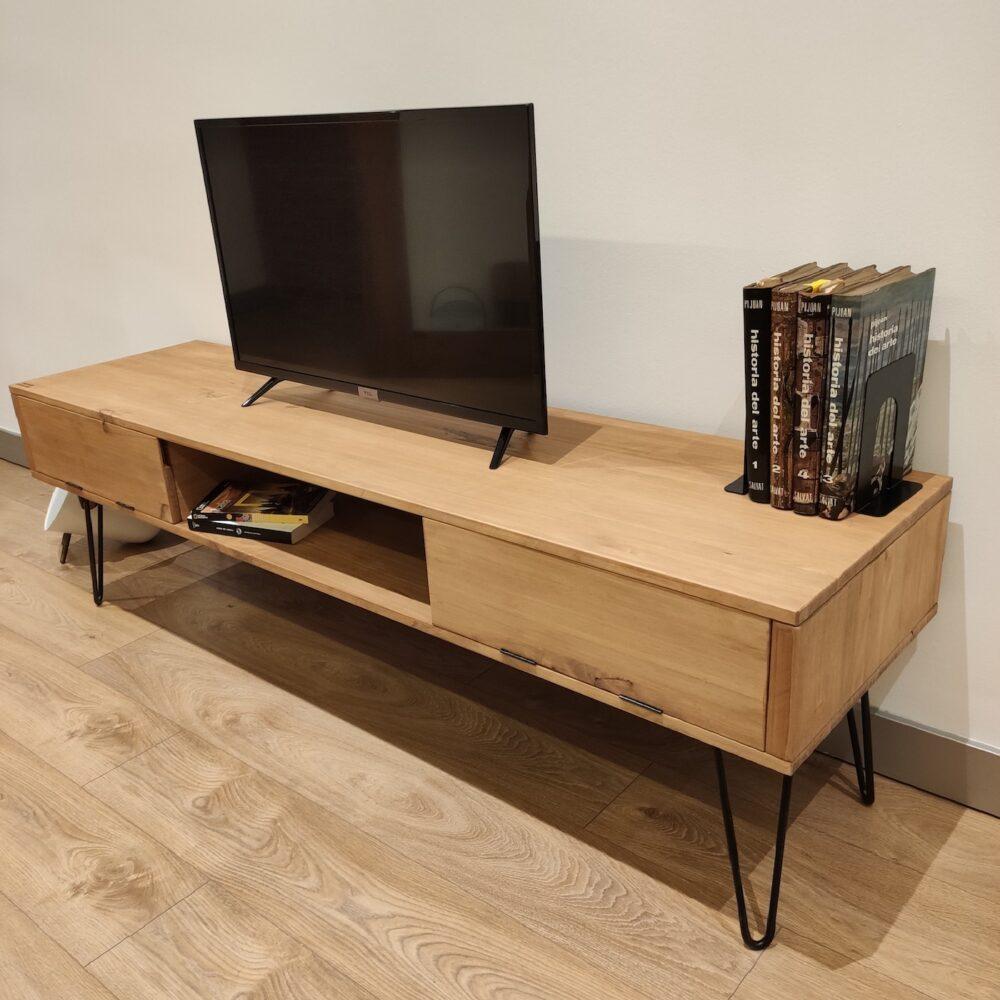 Mueble TV Kulstjön-tvådörrar