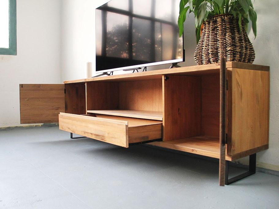Mueble de TV Loftaån Låda 6