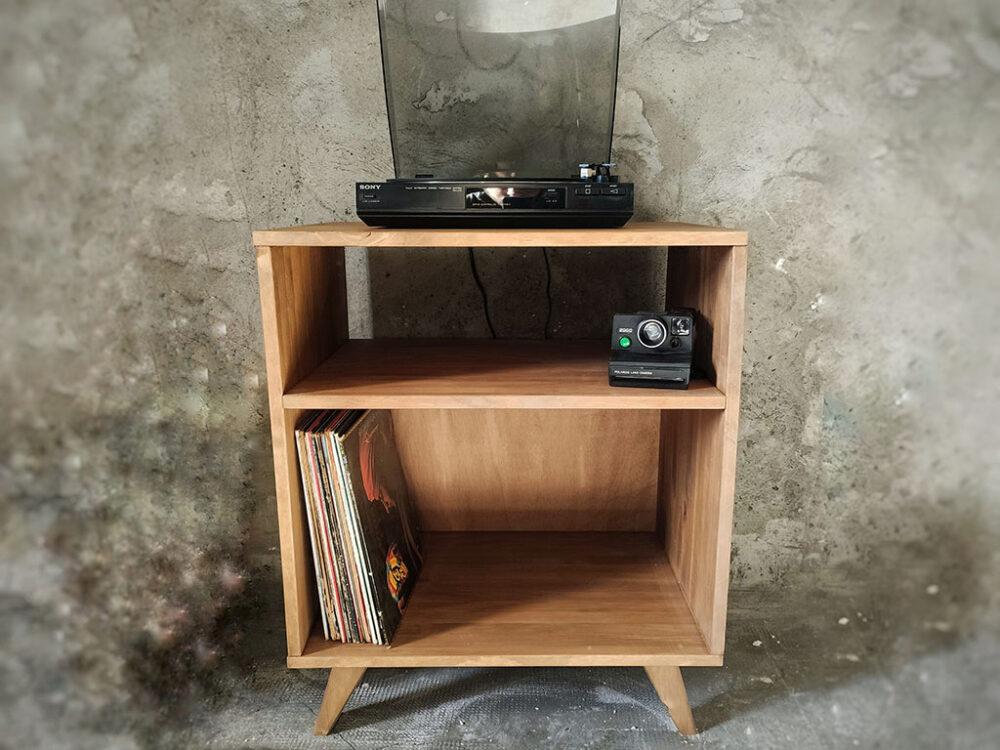 Mueble tocadiscos Noån